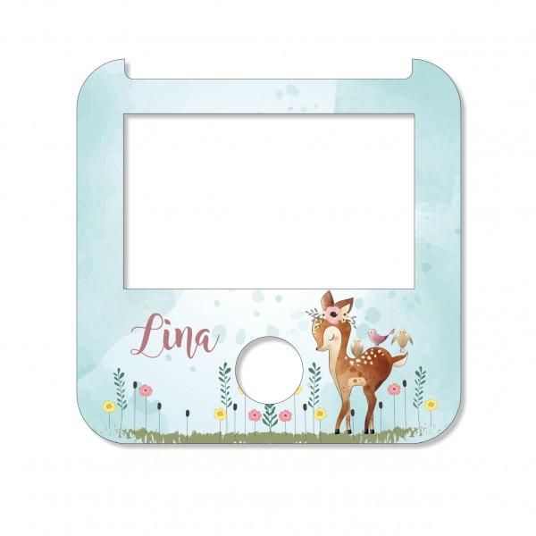 Personalisierbare Schutzfolie passend für Tigerbox touch, Bambi
