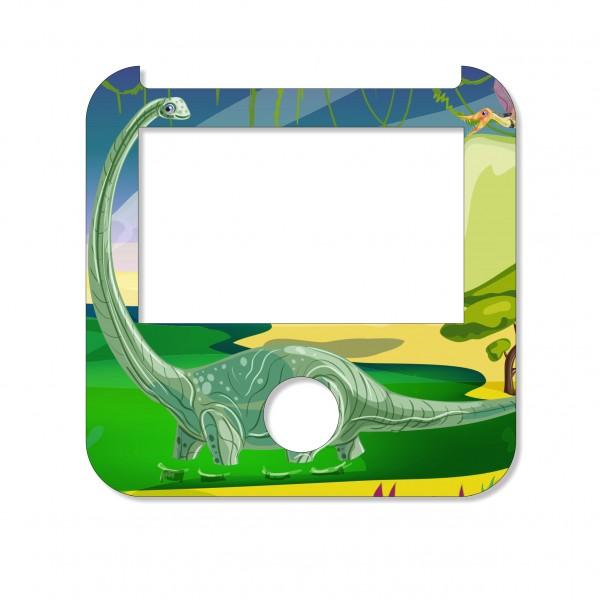 Schutzfolie passend für Tigerbox touch, Dino Langhals