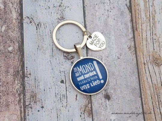 Liebe Anhänger, Schlüsselanhänger, Bis zum Mond und zurück, Freundschaft, Hochzeit, Partner, Geburts