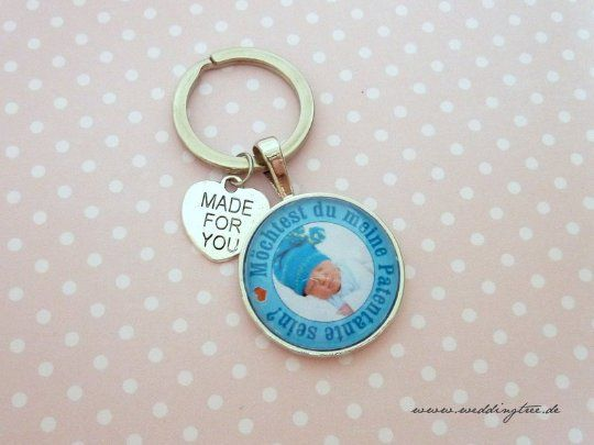 Geschenk Patentante, personalisierter Schlüsselanhänger, Geschenk Freundin, Schlüsselanhänger Gesche
