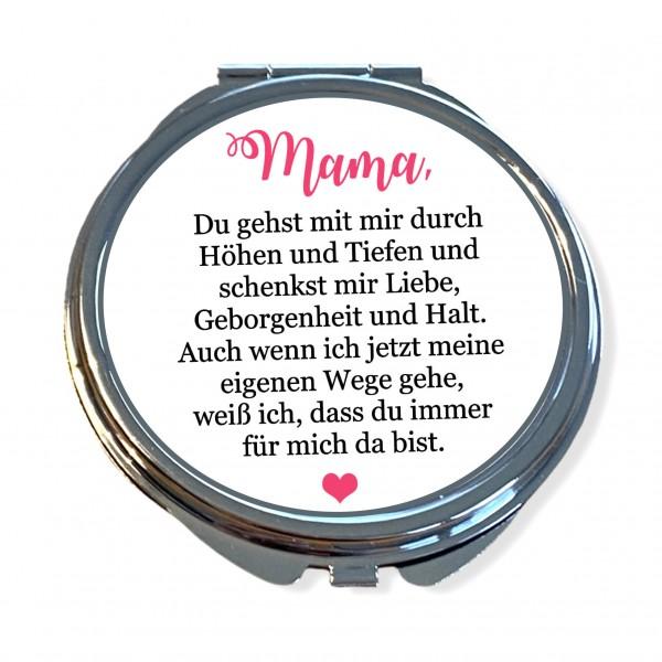 Taschenspiegel | Danke Mama
