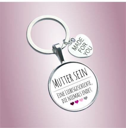 Schlüsselanhänger für die Mama