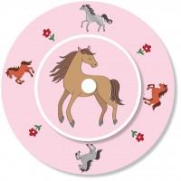 Ladestationsticker passend für die Toniebox - Pferde