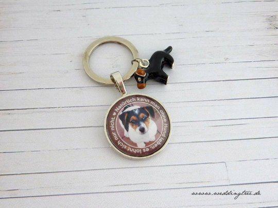 Hundeanhänger, Schlüsselanhänger, Anhänger Hund, Geschenk für Hundeliebhaber, bester Freund, treuer