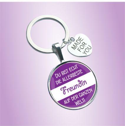 Schlüsselanhänger für die Freundin