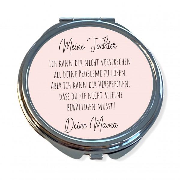 Taschenspiegel Farbe personalisierbar | Meine Tochter