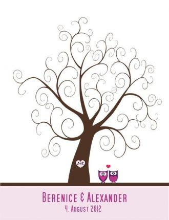 Wedding Tree (PDF)