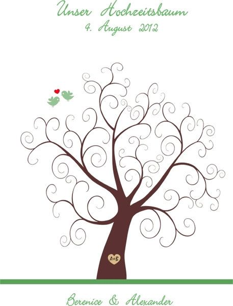 Wedding Tree (PDF)