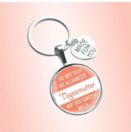 Schlüsselanhänger für die Tagesmutter