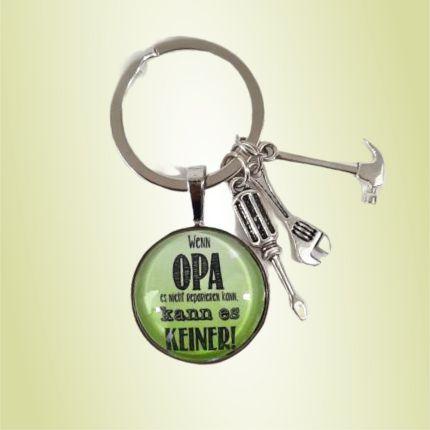 Schlüsselanhänger für den Opa - Werkzeug