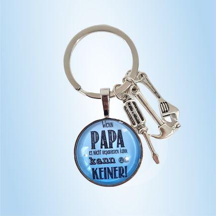 Schlüsselanhänger für den Papa - Werkzeug