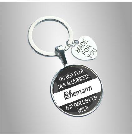Schlüsselanhänger für den Ehemann