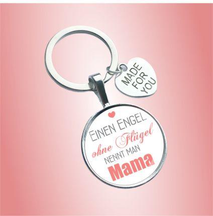Schlüsselanhänger für die Mama - Engel
