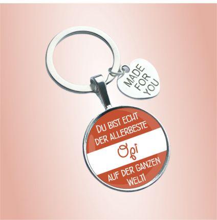 Schlüsselanhänger für den Opi