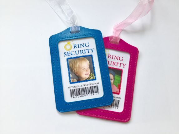Ring Security ID Ausweis - Personalisiert