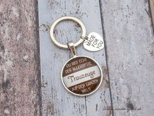 Schlüsselanhänger | WELBSTER TRAUZEUGE