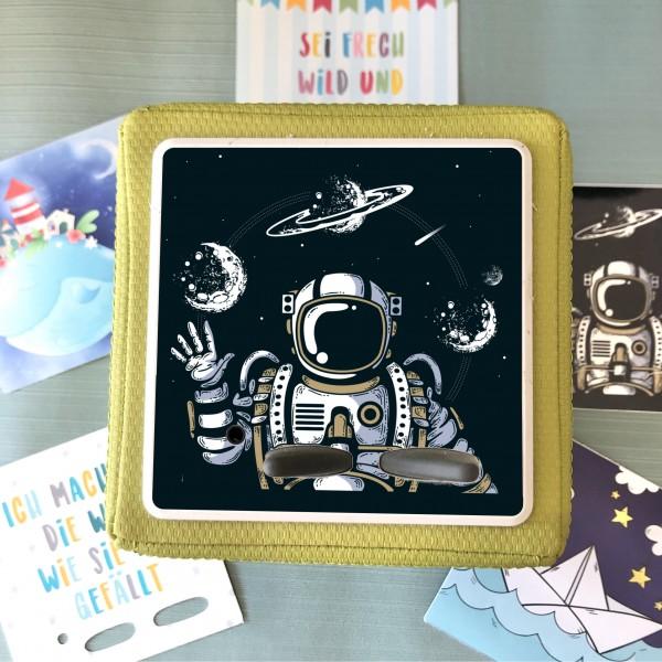 Schutzfolie passend für Toniebox, Astronaut