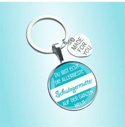 Schlüsselanhänger für die Schwiegermutter