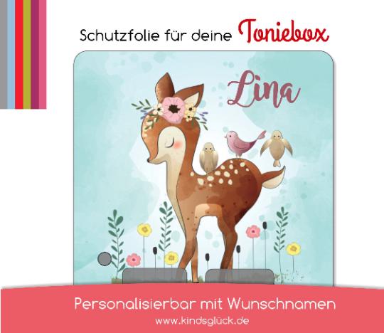 Schutzfolie passend für Toniebox, Bambi