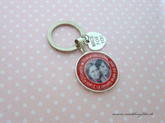 Schlüsselanhänger für die Freundin/ den Freund - mit Foto