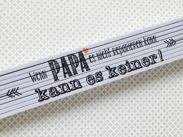 Geschenk Vater - Zollstock