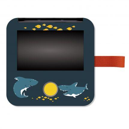 Schutzfolie passend für Tigerbox touch, Haie